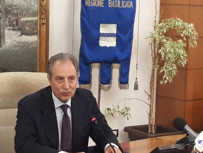 Vito Bardi, Presidente Regione Basilicata