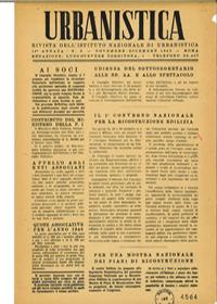 Urbanistica 1945_6