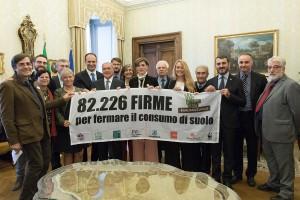 #Salvailsuolo (© 2017 Carmine Flamminio / Senato della Repubblica)